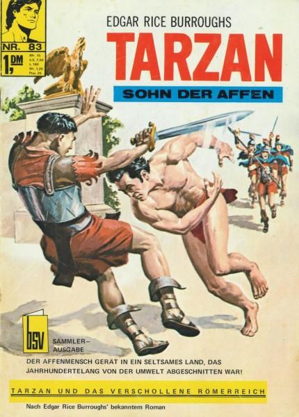 Tarzan 83 (Z2-), bsv