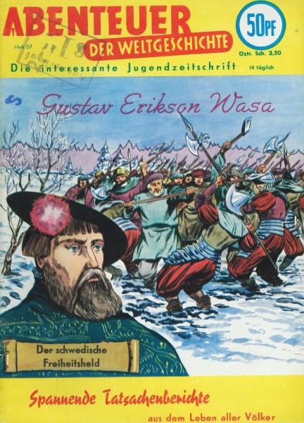 Abenteuer der Weltgeschichte 67 (Z1- St), Lehning