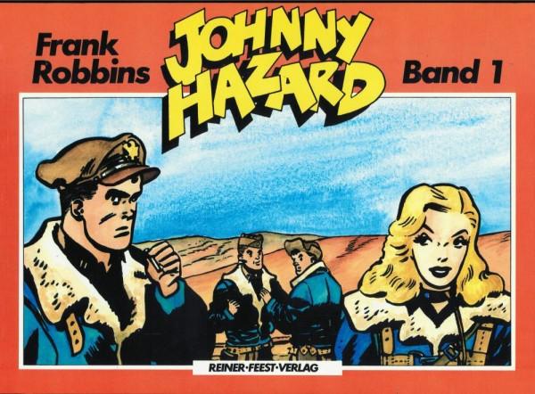 Johnny Hazard 1-3 (Z0), Feest