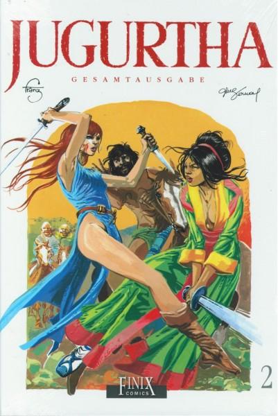 Jugurtha Gesamtausgabe 2, Finix