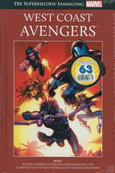 Die Marvel Superhelden-Sammlung 63 - West Coast Avengers, Panini
