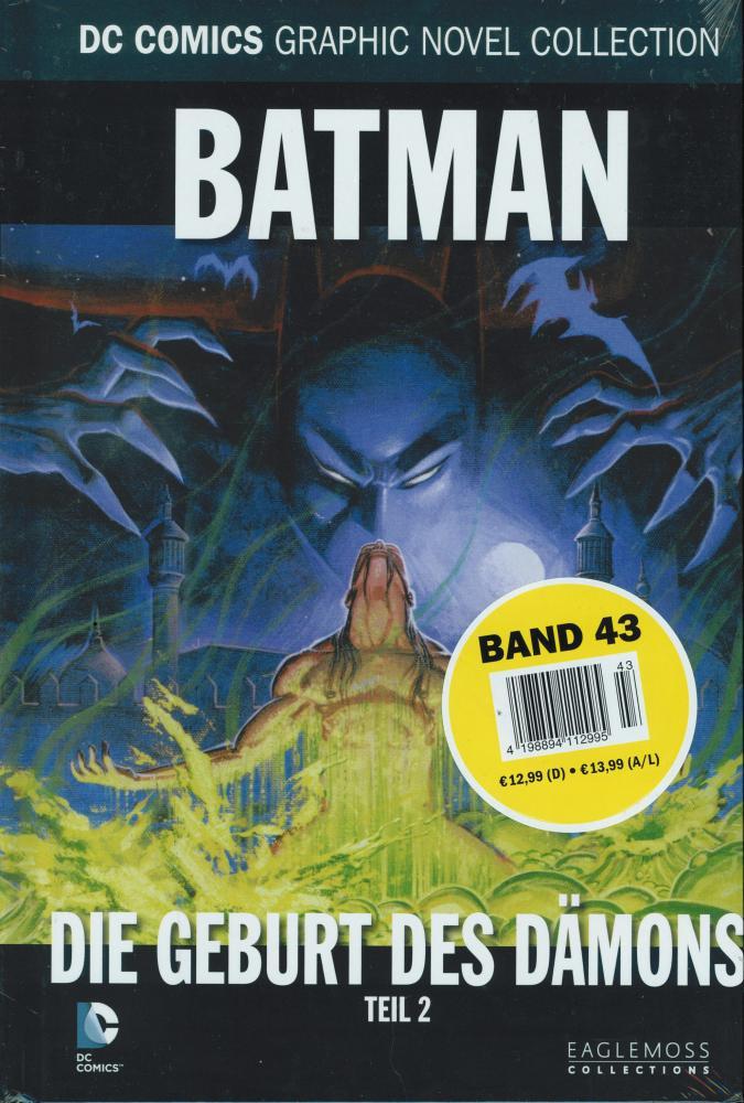 BR News: Eaglemoss lança coleção Graphic Novels do BATMAN (pág.02) DC_Comic_Graphic_Novel_Collection_43_-_Batman_id46