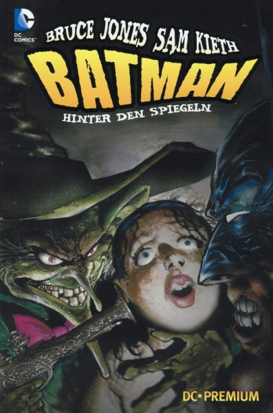 DC-Premium 82 - Batman, Panini