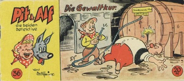Pit & Alf Piccolo 36 (Z3), Lehning