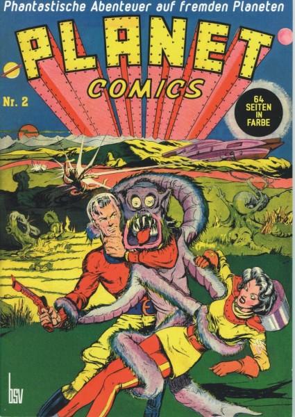 Planet Comics 2, bsv Hannover
