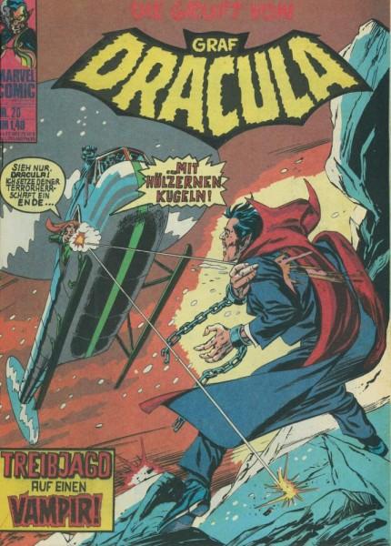 Die Gruft von Graf Dracula 20 (Z1-2), Williams