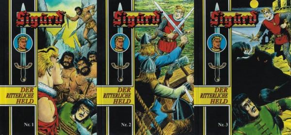 Sigurd Bücher 1-45, 49-59 (Z1), Hethke