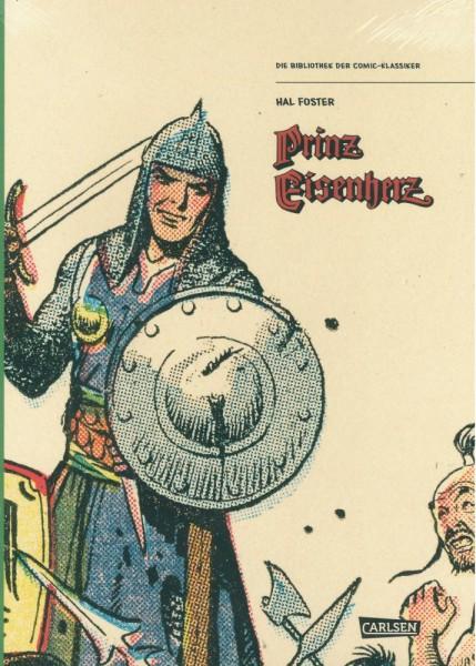 Die Bibliothek der Comic-Klassiker: Prinz Eisenherz, Carlsen