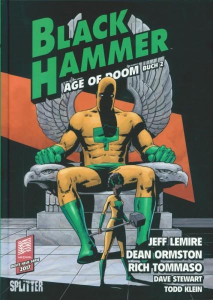 Black Hammer 4, Splitter