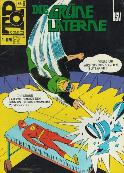 Top Comics - Die Grüne Laterne 103 (Z1-2), bsv