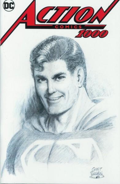 Superman special Action Comics 1000 (lim. 222), Panini