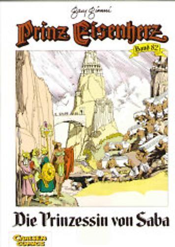Prinz Eisenherz 82 (1. Auflage, Z0), Carlsen