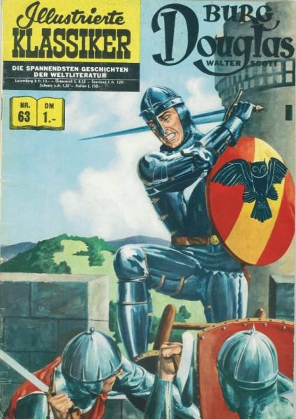 Illustrierte Klassiker 63 (Z1-2 HLN136), bsv
