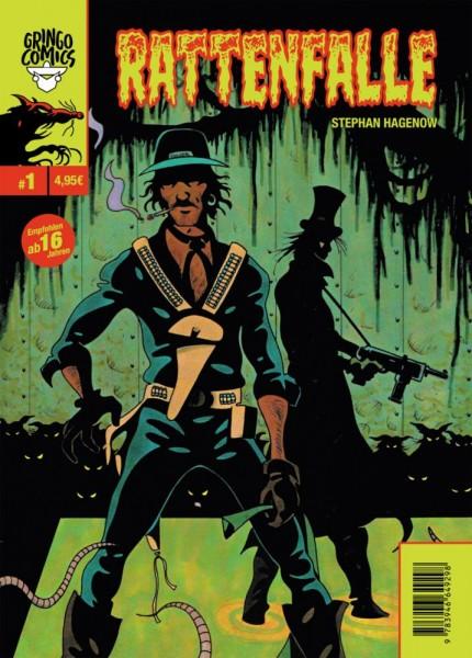 Rattenfalle 1, Gringo Comics