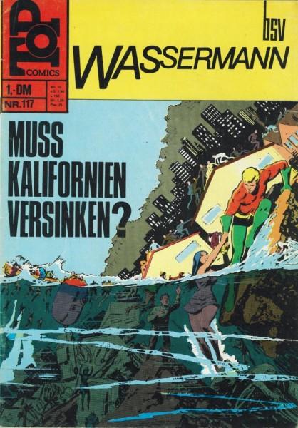Top Comics - Wassermann 117 (Z1-2), bsv