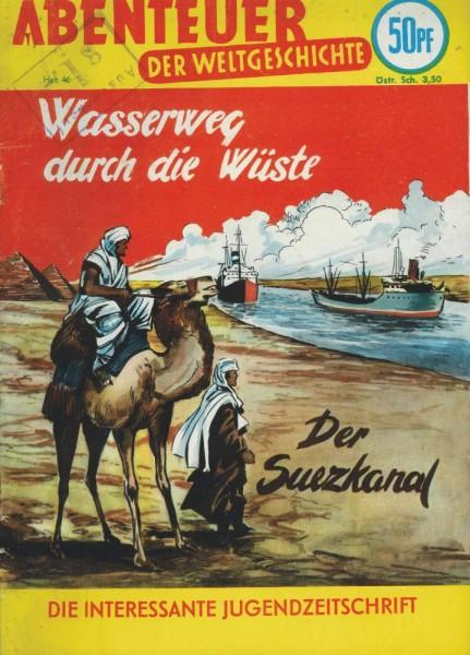 Abenteuer der Weltgeschichte 46 (Z2 St), Lehning