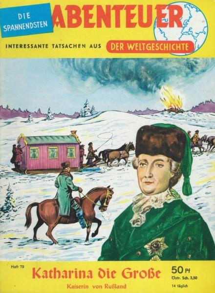 Abenteuer der Weltgeschichte 79 (Z1), Lehning