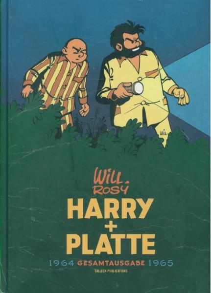 Harry und Platte Gesamtausgabe 4 - 1964-1965, Salleck