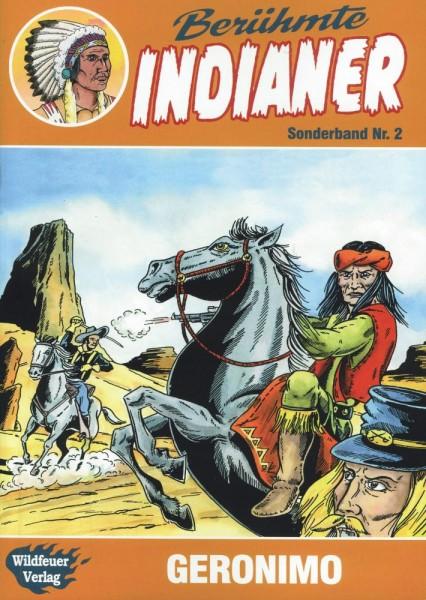 Berühmte Indianer Sonderband 2, Wildfeuer