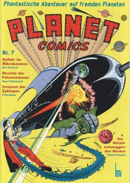 Planet Comics 7, bsv Hannover