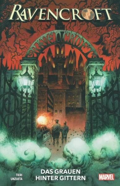 Ravencroft - Das Grauen hinter Gittern, Panini