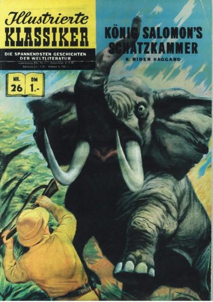 Illustrierte Klassiker 26 (Z1- HLN128), bsv