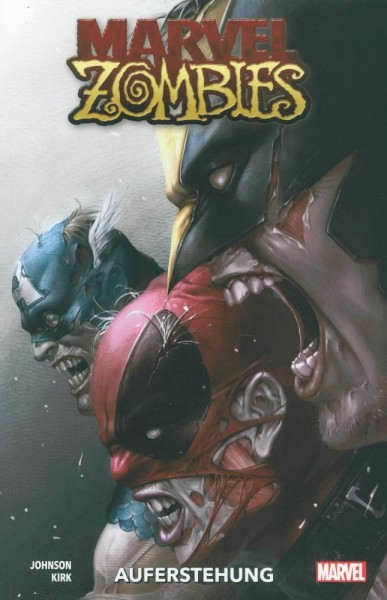 Marvel Zombies - Auferstehung, Panini