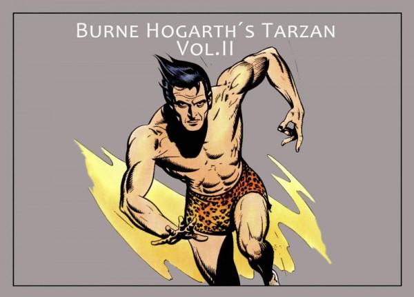 Burne Hoghart's Tarzan 2, Kuhlewind