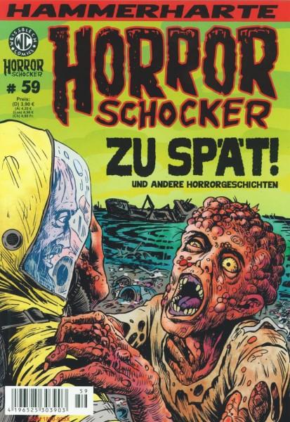 Horror Schocker 59, Weissblech