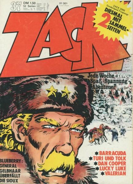Zack 1973/37 (Z1-2), Koralle