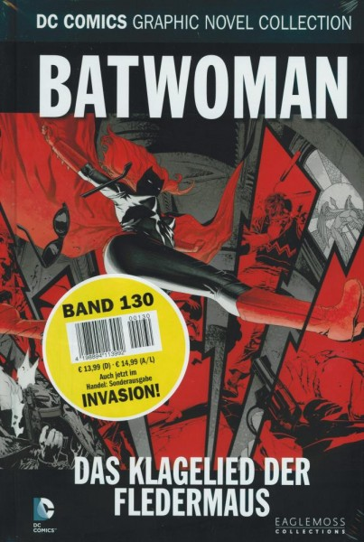 DC Comic Graphic Novel Collection 130 - Batwoman, Eaglemoss