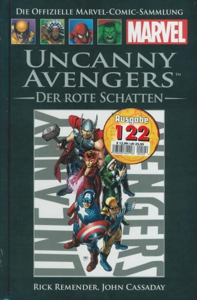 Hachette Marvel 122 - Uncanny Avengers, Panini