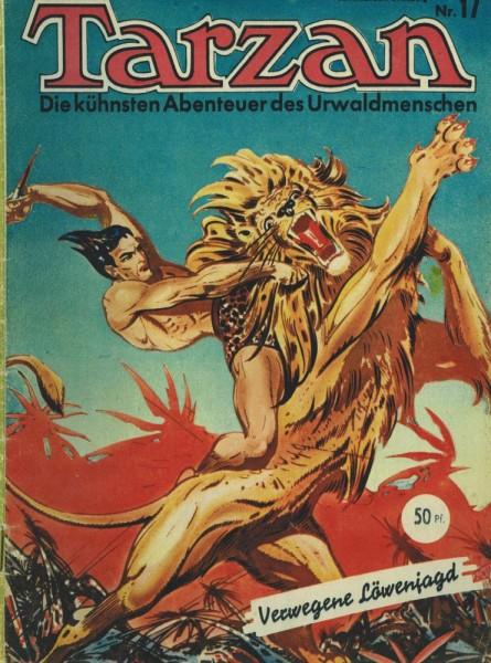 Tarzan 17 (Z1-2), Mondial
