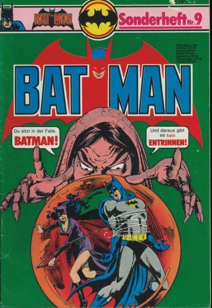 Batman Sonderheft 9 (Z2), Ehapa