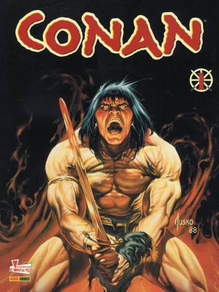 Conan 1-5 (Z0-1), Panini