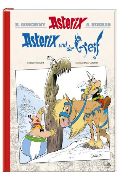 Asterix 39 Luxusedition - VORBESTELLBAR; LIEFERUNG AB 03.11.2021, Ehapa