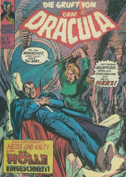 Die Gruft von Graf Dracula 19 (Z1-2), Williams