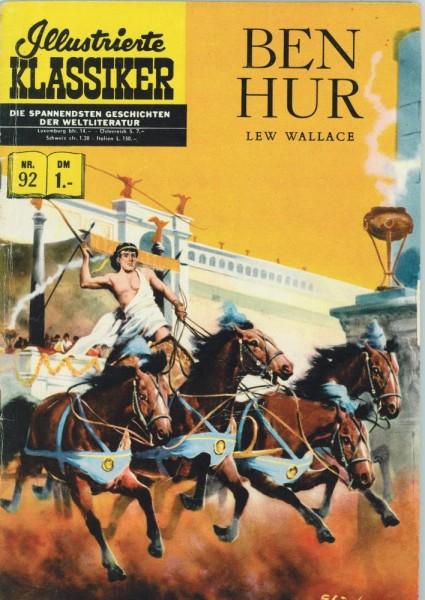 Illustrierte Klassiker 92 (Z1-2 HLN138), bsv