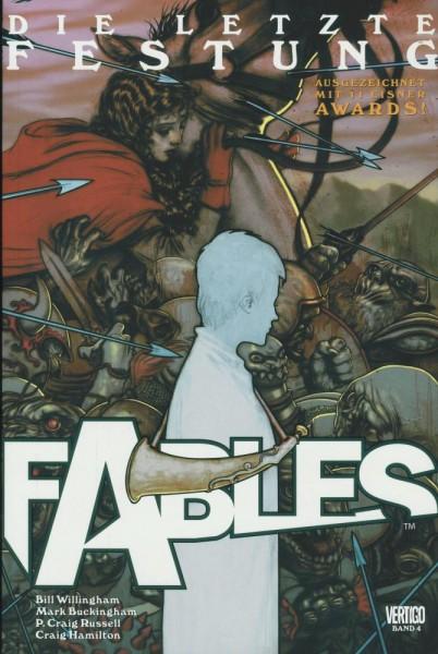 Fables 4, Panini