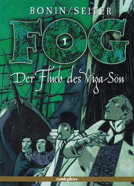 Fog 1-8 (Z0), Comicplus