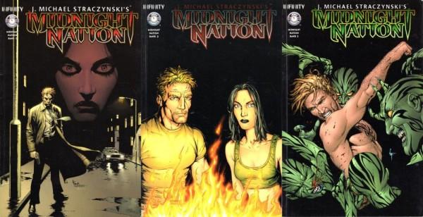 Midnight Nation 1-3 (Z1), Infinity