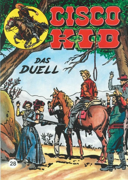 Cisco Kid 28 (Z0), CCH