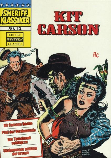 Sheriff Klassiker 12, ilovecomics Verlag