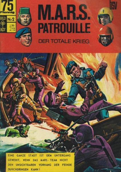 M.A.R.S. Patrouille 2 (Z2-), bsv