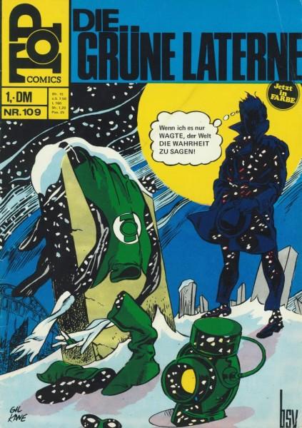 Top Comics - Die Grüne Laterne 109 (Z1-2), bsv