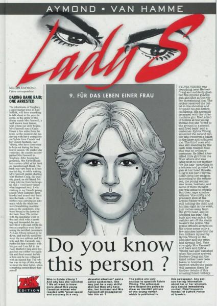 Lady S. 9, Mosaik