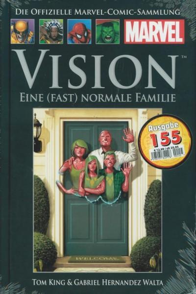 Hachette Marvel 155 - Vision, Panini