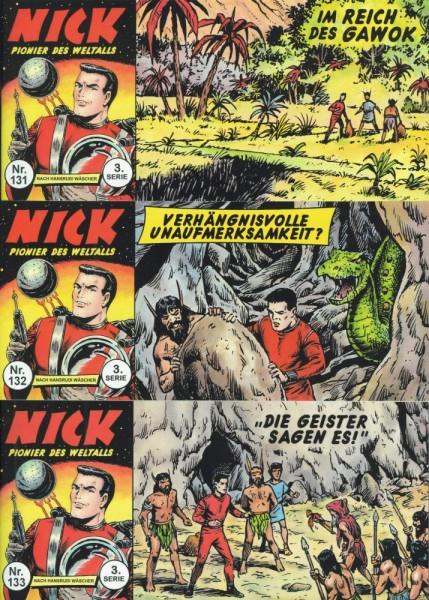 Nick Piccolo 3. Serie 131-133, Ingraban Ewald