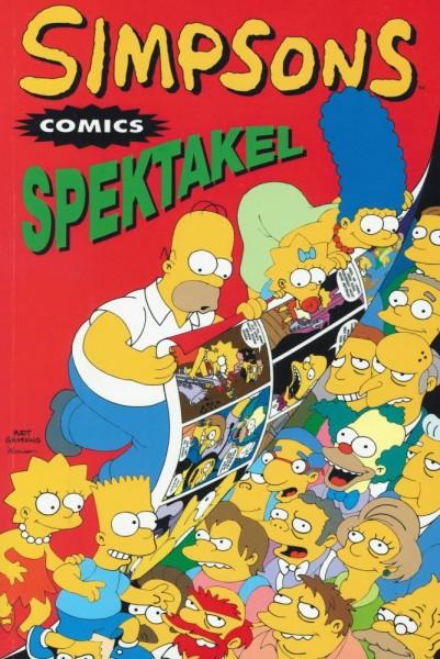 Simpsons Comic Sonderband 2 (Z0-1), Panini