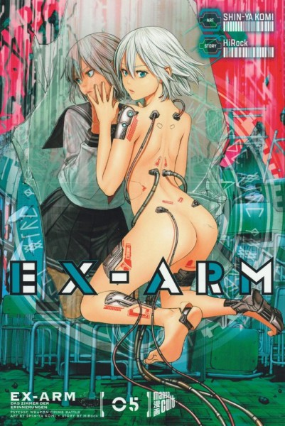 Ex-Arm 5, Cross Cult